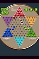 Screenshot of SmartBunny2 Chinese Checkers