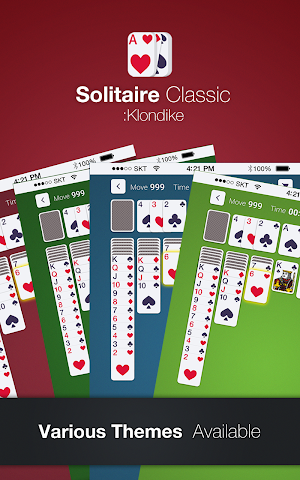 Взлом игры Solitaire Classic: Klondike.