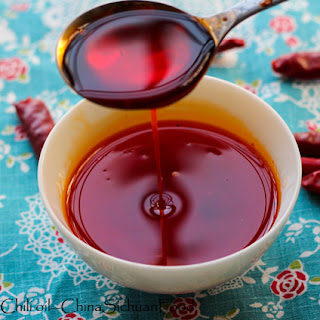 How to Make Chinese Red Oil(difficult version)