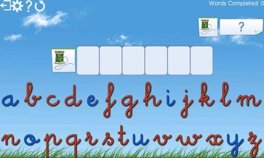 Montessori Words & Phonics- screenshot thumbnail