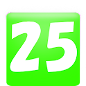 Burst Touch Numbers logo