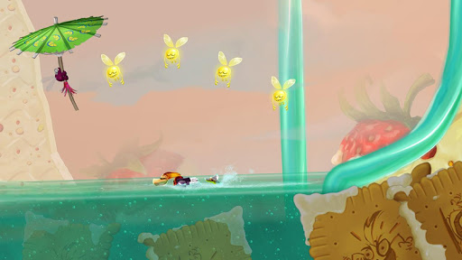 Rayman Fiesta Run screenshot 24