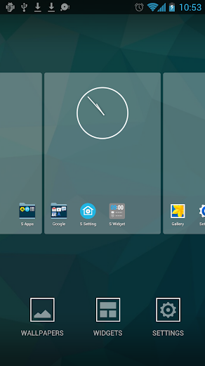 S Launcher (Galaxy S5 Launcher - screenshot