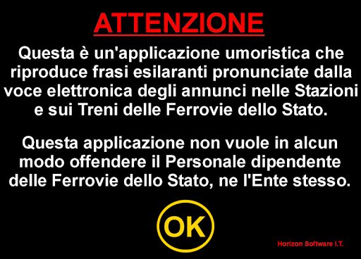 【免費娛樂App】Trenitalia Parody-APP點子