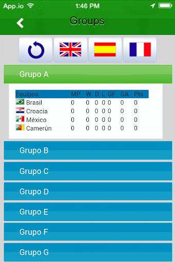 【免費運動App】Brazil Soccer 2014-APP點子