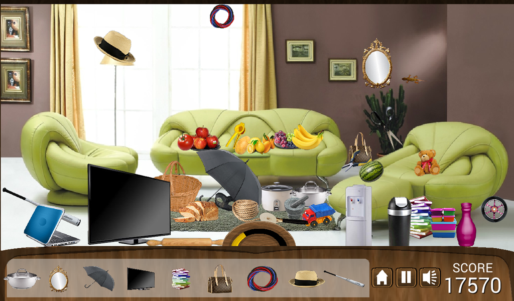 Hidden Object Messy Room Android Apps On Google Play
