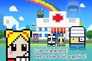 Screenshot of Pixel Hospital