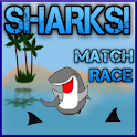 Shark Match Game for Kids Free icon