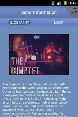 The Bumptet - screenshot