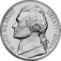 Jefferson Nickels logo