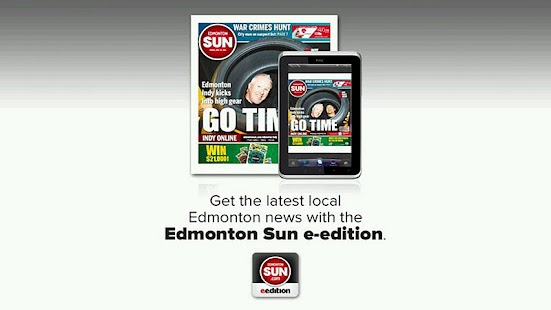 Edmonton Sun e-edition- screenshot thumbnail