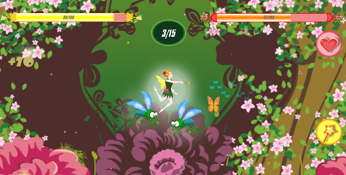 The Forest Fairy apk screenshot