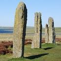 Walk Neolithic Orkney logo