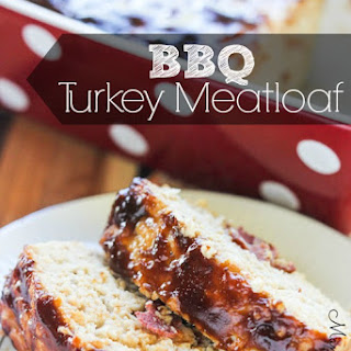 BBQ Turkey Meatloaf.