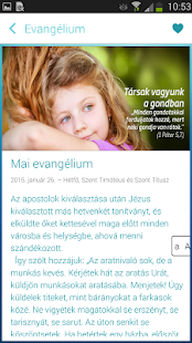 Evangelium365 3.0- screenshot thumbnail