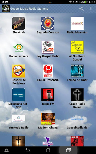 Gospel Music Radio Stations
