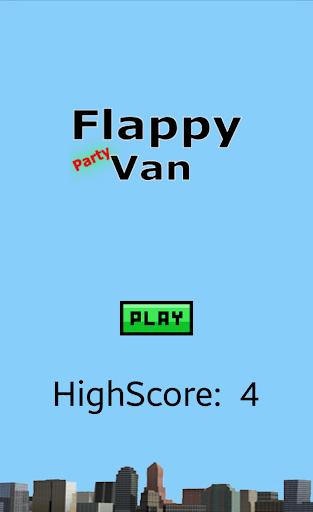 Fappy Party Van