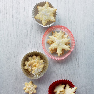 Cut-Out Butter Cookies.