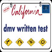 california dmv tests 2014 free