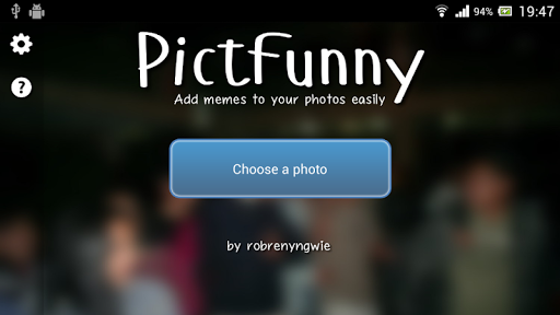 Add memes to photo faces
