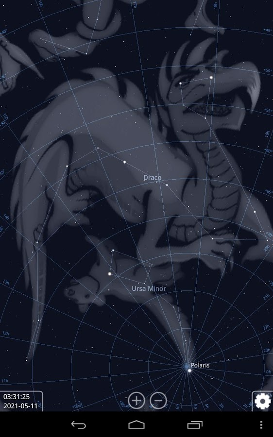 Stellarium Mobile Sky Map - screenshot