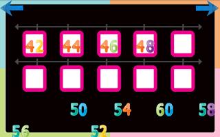 Screenshot of First Grade Math