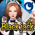 ブラックジャック[本格カジノゲーム] logo