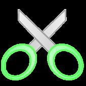 scissors link