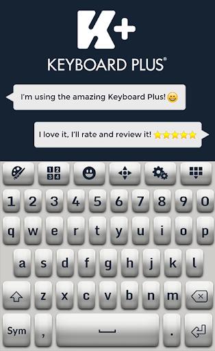 デザインキーボードのテーマ