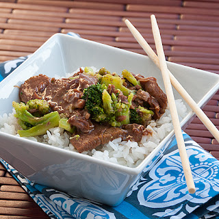 Beef and Broccoli {Slow Cooker}