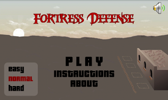 Screenshot of Fortress Defense