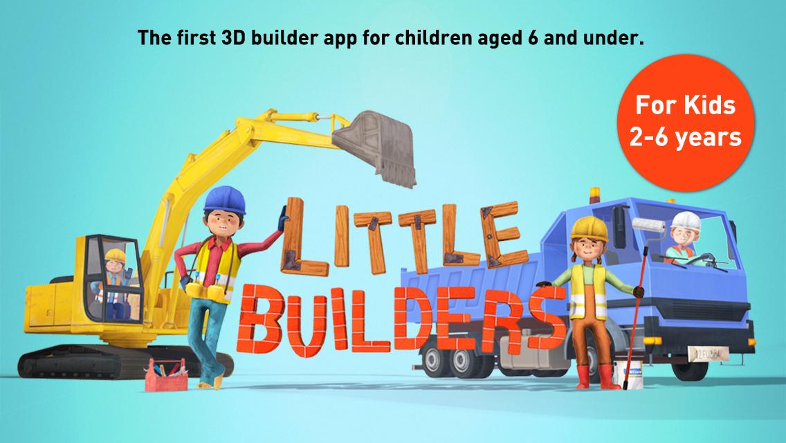 Little Builders screenshot #1