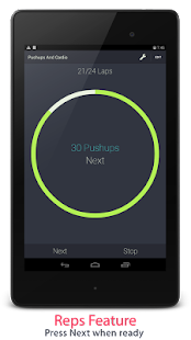 Exercise Timer- screenshot thumbnail