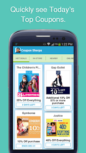 Coupon Sherpa - screenshot thumbnail