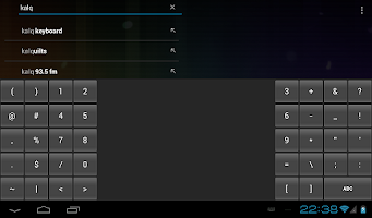 Screenshot of KALQ Keyboard (Official) Beta