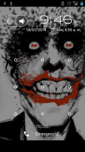 Joker Bat Live wallpaper