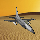 Fighter Jet WW3 Middle East