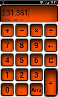 My Basic Calc (Calculator)- screenshot thumbnail