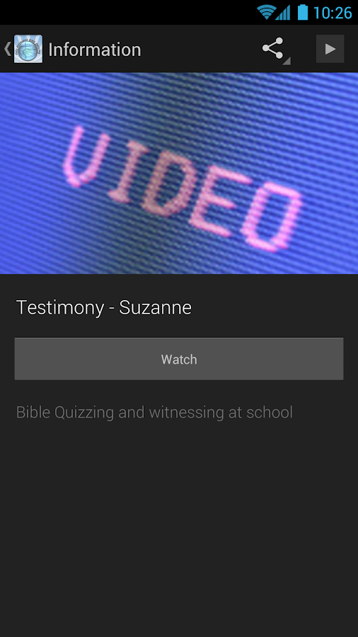 Free Methodist Bible Quizzing - screenshot