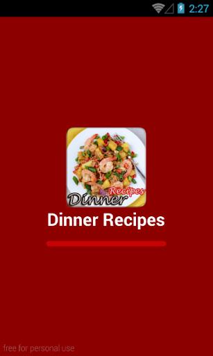 Dinner Recipes Easy