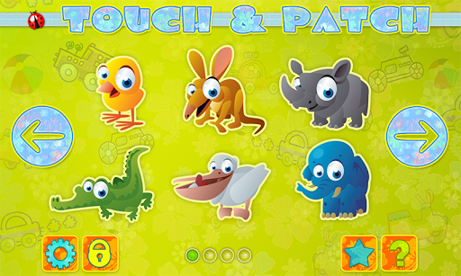 Touch and Patch Free Puzzle  screenshots 1