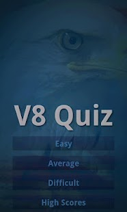 V8 Quiz - EXPERT Edition - screenshot thumbnail