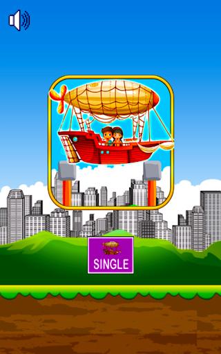 【免費益智App】Air Balloon Zeppelin Hunt Trip-APP點子