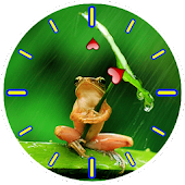 Animal Clock Widget