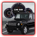 Mercedes Benz G500 Compass LWP icon