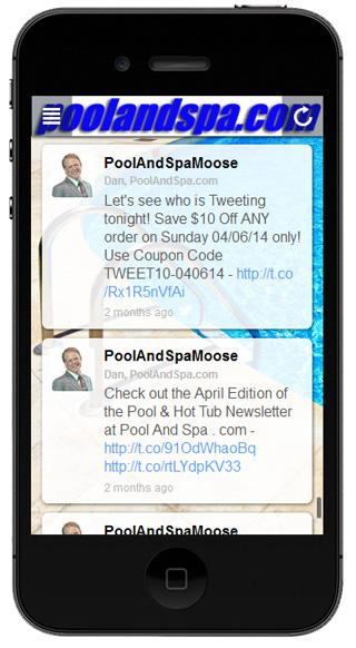 PoolAndSpa.com- screenshot