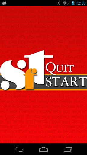 QuitSTART