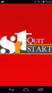QuitSTART - screenshot thumbnail