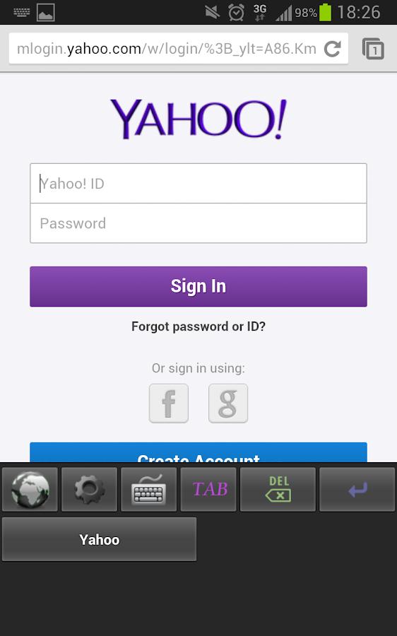 AirSig Password Wallet - screenshot