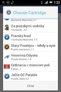 WhereYouGo Screenshot